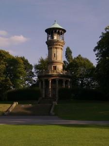 Locke Park Tower. Barnsley - Gaynor Kaye