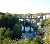 Knaresborough by Bev Osborne