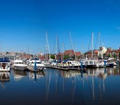Peter Alton - Hull Marina Panorama,July 2013