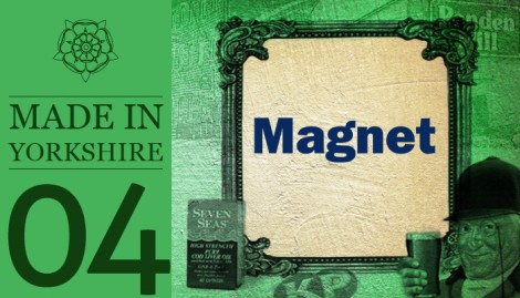 Made in Yorkshire Volume 4 - Magnet