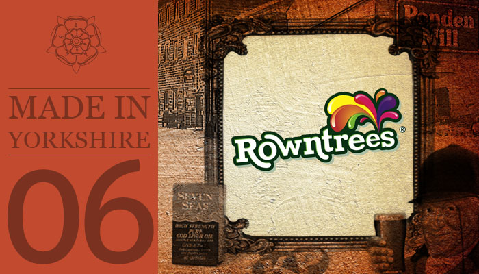 Made in Yorkshire volume 6 - Rowntree Mackintosh