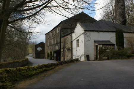 The current mill at ponden.