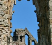 Annie Mitch - Whitby Abbey