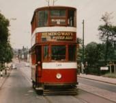 Michael Wilson - Yorkshire Tram in Leeds