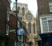 Paul Winfield - York Minster 2