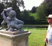Darren Hemingway - Saturday morning at Dalby Forest.