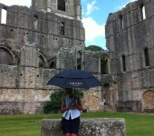 Paulette Batty - Fountains Abbey