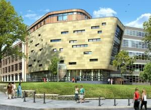 Bradford University http://en.wikipedia.org/