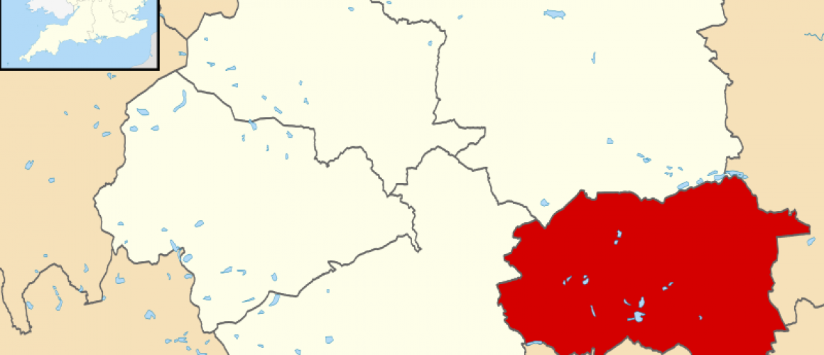 Wakefield map