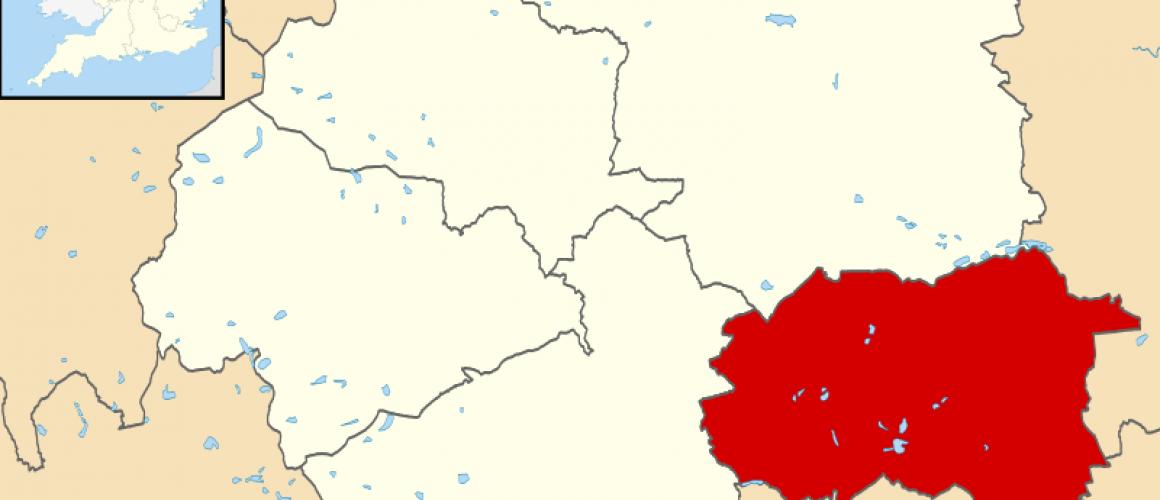 Wakefield map