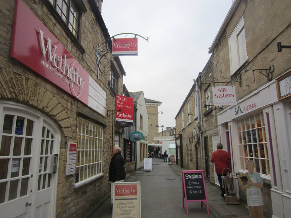 Dating wetherby