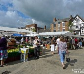Market Day in Ripon. photo credit: Donna Atterel (Flickr) https://www.flickr.com/photos/bitchinrockmistress