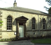 The Courthouse Museum in Ripon.