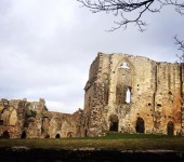 Justine Watson - Easby Abbey, Richmond