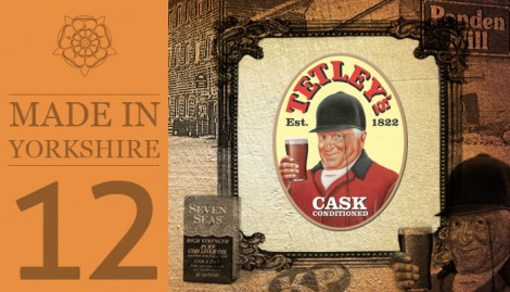 Made In Yorkshire Volume 12 - Tetleys Brewery