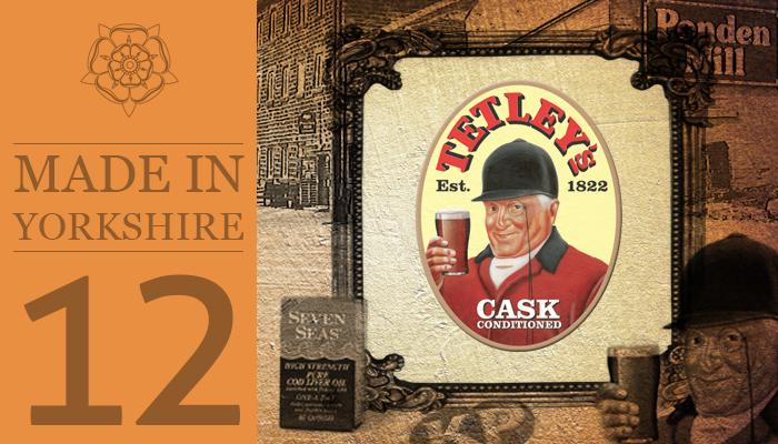 Made In Yorkshire Volume 12 - Tetleys Brewery