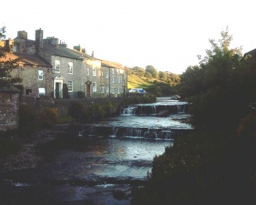 The picturesque village of Wensleydale is situated in the Heart of the Yorkshire Dales.