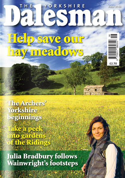 Front Cover of Dalesman Magazine, Picture credit, Dalesman Magazine Country Publications, Wikipedia, Creative Commons