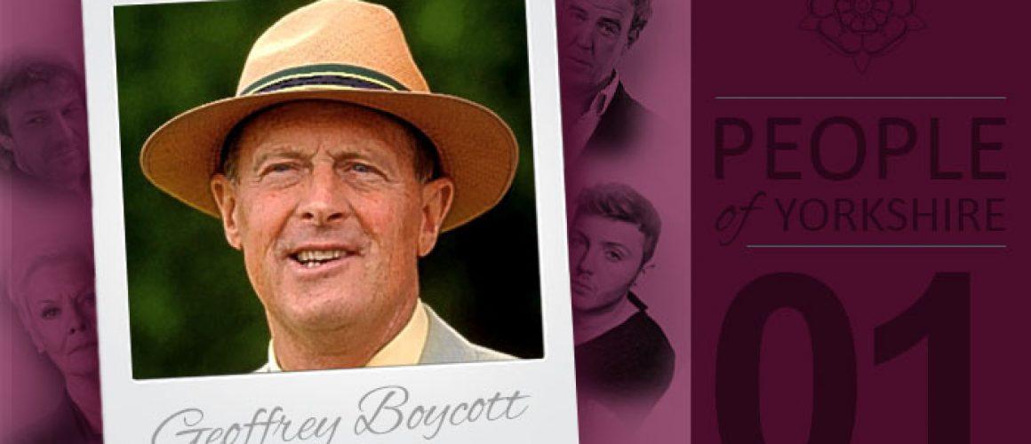 Geoffrey Boycott