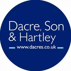 Dacre, Son & Hartley Logo. Yorkshire's biggest estate agents.