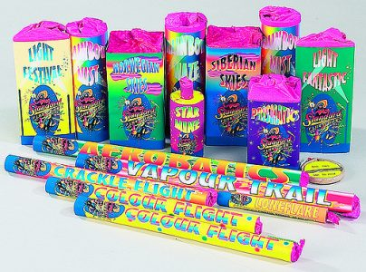 Image of Standard fireworks out of the box, Photo Credit, Epic Fireworks, Flickr, Creative Commons
