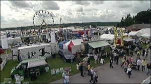 The great Yorkshire show attracts visitors from literally all corners of the world. (image credit: greatyorkshireshow.co.uk)