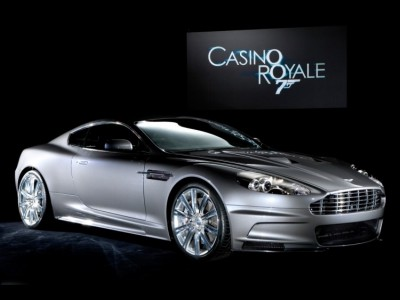 The Aston Martin DB9, favoured by James Bond lend's it's name from David Brown who once owned the company.