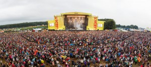 Leeds Festival or 'Leeds Fest' as it is affectionately known by regulars is a large scale outdoor music festival held annually on the outskirts of Leeds. much to the dismay of local residents! (image credit: leedsfestival.com)