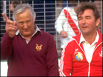Clough and Taylor worked with forest Forest to achieve Division One Title and the League Cup.