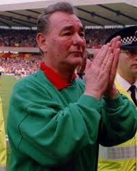 Clough retired in 1993 after Forest were relegated following a 2-0 defeat against Sheffield United.