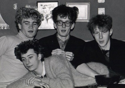 The earlier years of Pulp (1982) just before they released their first mini-album.