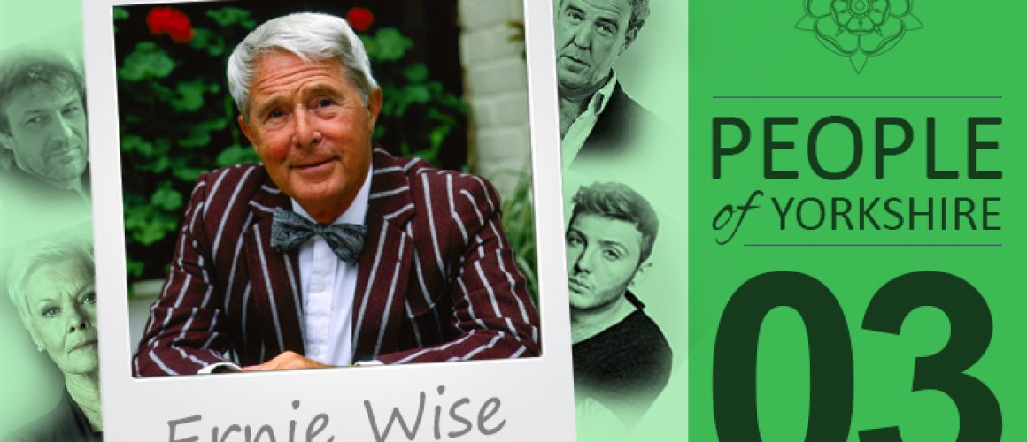 Ernie Wise People of Yorkshire volume 3