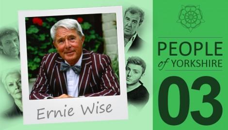 Ernie Wise People of Yorkshire volume 3