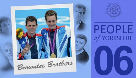 Brownlee Brothers - People of Yorkshire