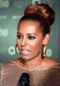 Modern Mel B, who cut her teeth in this new world as a celebrity mentor in the judge's houses round of X Factor Australia in 2010. (Image source: wikipedia)