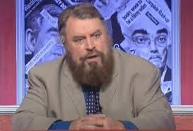 Brian Blessed today, ahead of a hugely sucessful career