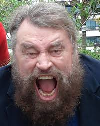 Much loved Yorkshire actor, and probably the loudest, Brian Blessed.