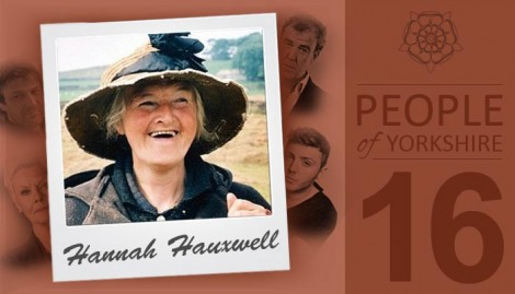 Hannah Hauxwell, people of Yorkshire