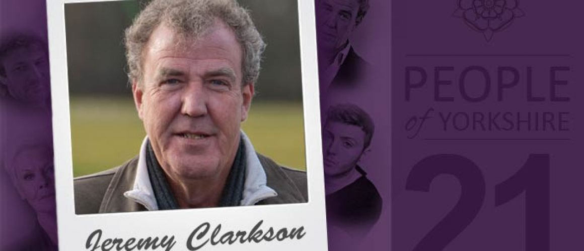 Jeremy Clarkson, people of Yorkshire