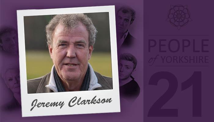 Jeremy Clarkson, people of Yorkshire