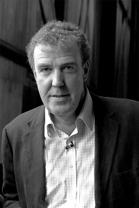 Controversial motor journalism figure, Jeremy Clarkson.