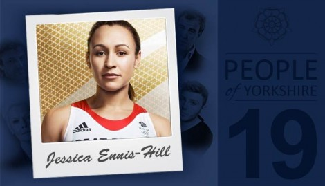 Jessica Ennis-Hill, people of Yorkshire