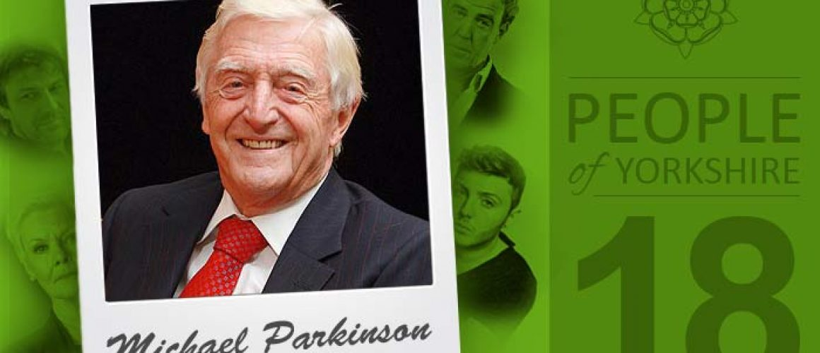Michael Parkinson, people of Yorkshire