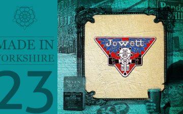 Jowett cars made in yorkshire