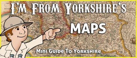 Maps of yorkshire