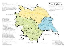 Maps yorkshire boundary changes