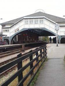 Kaz jones beverley train station