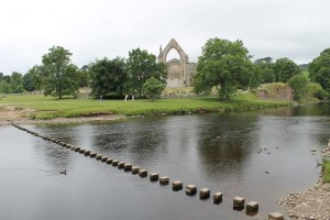 Michael parker bolton abbey
