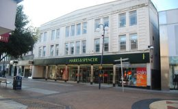 Image of Marks and Spencer, Leeds, Photo Credit, N Chadwick, Geograph - Creative Commons