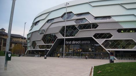 Leeds arena has brought many world famous artists to perform in the city. Picture credit: mtaylor848 wikipedai creative commons.